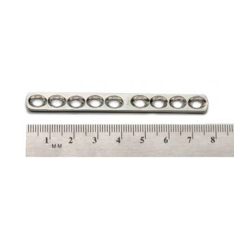 2.7mm Small Compression Plate, 9 hole