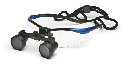 Galilean Binocular Loupe 2.5x50