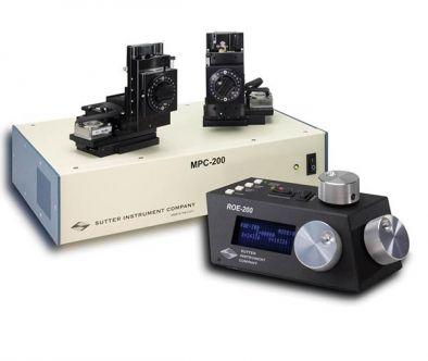 SU-MPC200 Motorized Micromanipulator Controllers