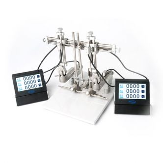 MouseNRat Digital Dual Stereotaxic Instrument with Adaptors