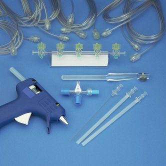 PolyFil Multi-Barrel Micropipette Coupling Kit