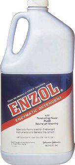 Enzol Enzymatic Detergent, 1 Gallon