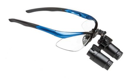 Binocular Loupes with prism, 3.5x, 50cm