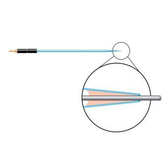 Carbon Fiber Electrode, Dia 30 um, L 100 um