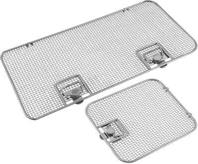 Lids for Crimped Wire Mesh Sterilization Baskets, Single Frame