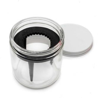 Micropipette Storage Jar