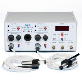 Dual Channel Differential Electrometer