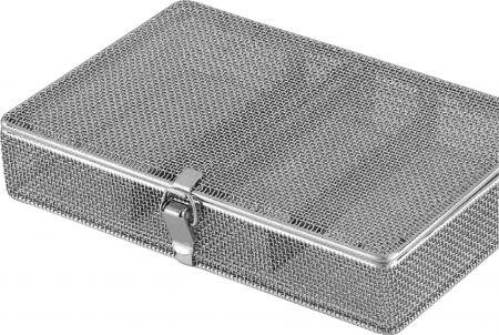 Fine Mesh Sterilization Cassettes for Micro Instruments