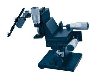 High Resolution Manual Micromanipulator, 5 micrometer resolution