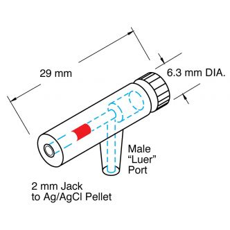 Microelectrode Holder (MEH2SF)