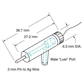 Microelectrode Holder (MEH2SW)