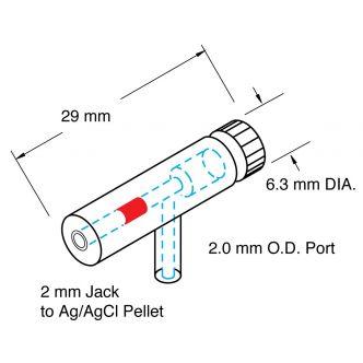 Microelectrode Holder (MEH6SF)