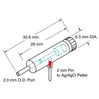Microelectrode Holder (MEH900R)