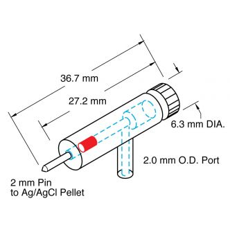 Microelectrode Holder (MEH900S)