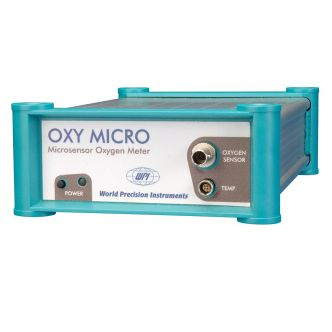 Fiber Optic Oxygen Meter for Microsensors