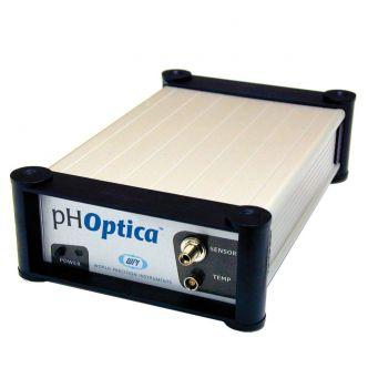 Fiber Optic pH Meter, Use with Minisensors