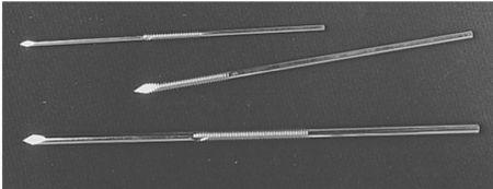 Mid-Shaft Positive Threaded Pins, medium