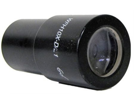 Reticle in 10x Eyepiece, 30mm