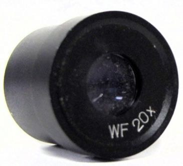 Reticle in 20x Eyepiece