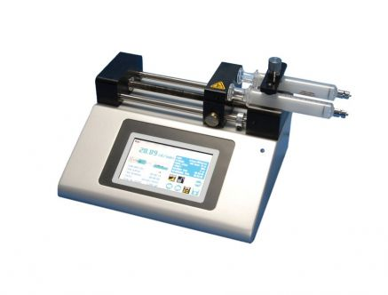 SPLG Syringe Pump with Touchscreen