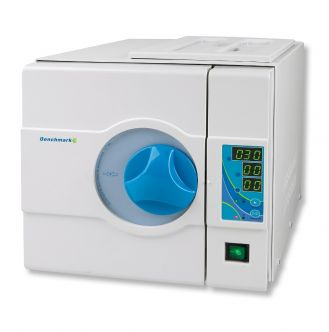 """Benchtop Autoclave, 16 Liter, Tray dimensions 16.5 x 27 cm (6.5x10.75"""""""