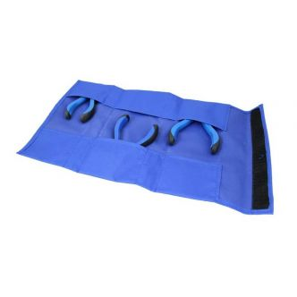 Tool Holding Canvas Pouch, 10.2 x 20.3cm