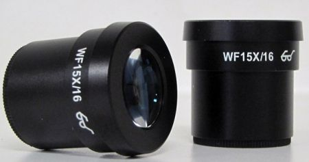 Wide Field 15x Eyepieces (pair)