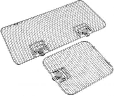 Lids for Wire Mesh Sterilization Baskets, Single Frame