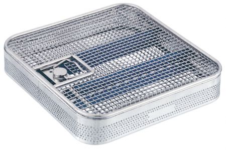 Micro Ophthalmic Baskets with Lids