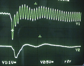 Eliminating the Resonance Frequency with the Anti-Oscillation Unit