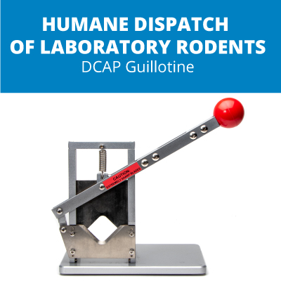 DCAP - Humane Dispatch of Laboratory Rodents