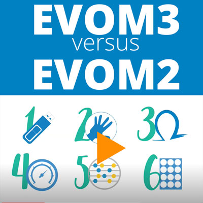 Why Choose an EVOM3 Over an EVOM2 for TEER Measurement