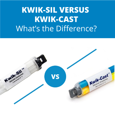 KWIK-SIL VERSUS KWIK-CAST, What's The Difference