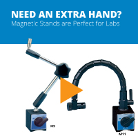 Magnetic Stands for Micromanipulators Give You an Extra Hand