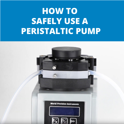 How to Safely Use a Peristaltic Pump
