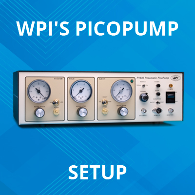 Setting up the WPI PicoPump