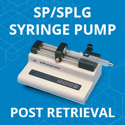 How to Retrieve a Post that Slipped Inside an SP/SPLG Syringe Pump