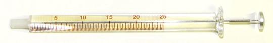 ILS025TL 25uL syringe