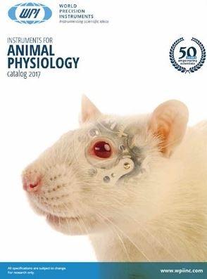 2017 Animal Physiology Catalog