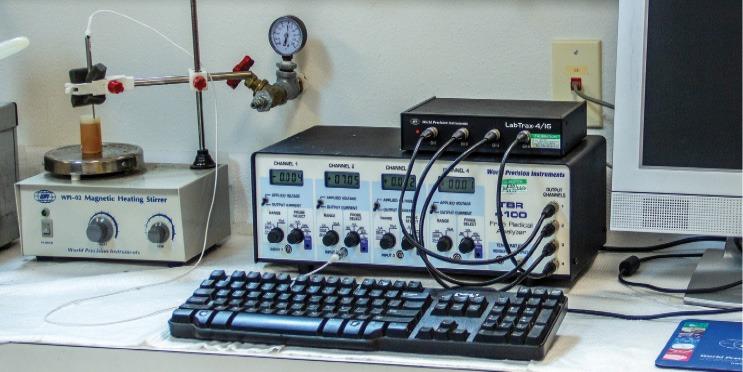 TBR4100 setup
