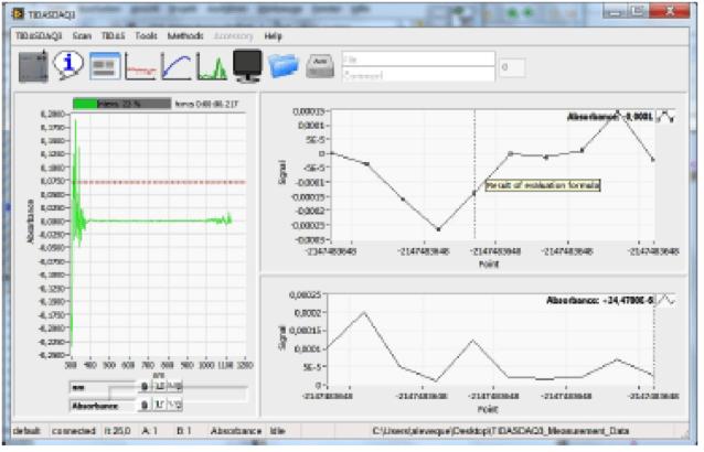 Tidas software