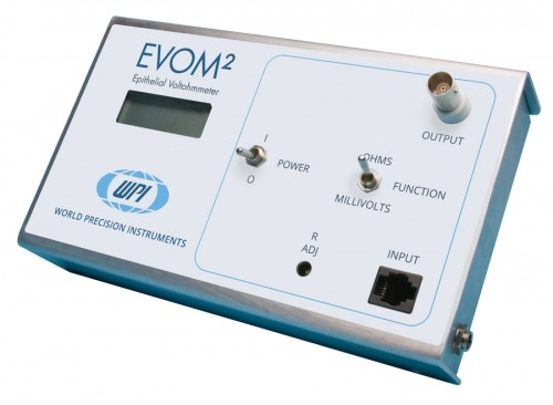 Recording TEER Measurements from an EVOM2