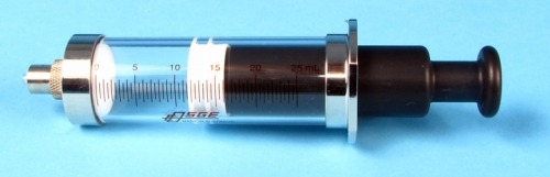 SGE25TLL syringe