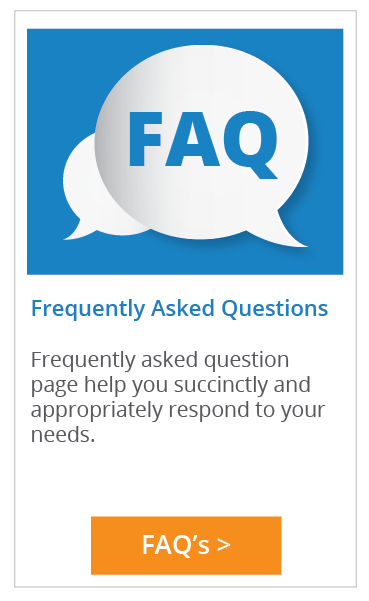 get answers to common questions