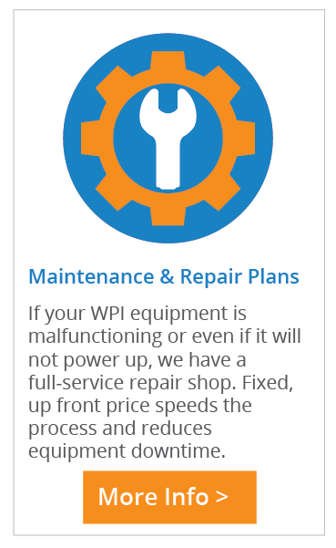 Maintenance & Repair Plans