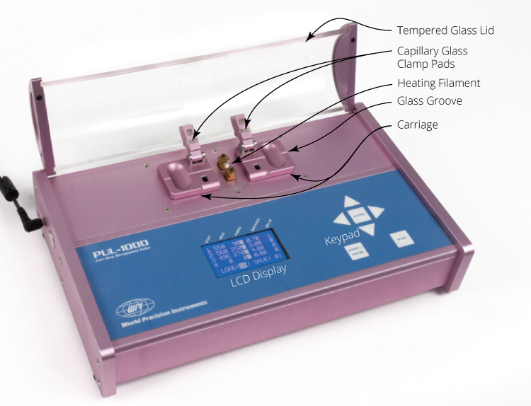 Microelectrode Puller