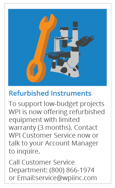 Refurbished Instruments