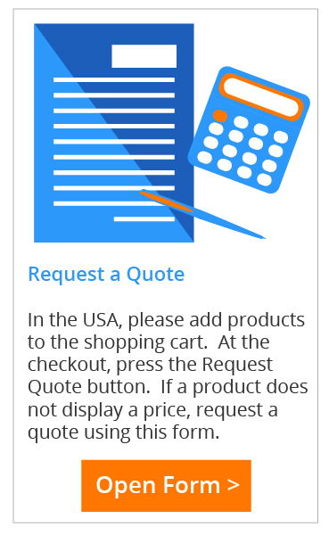 Use this form to request a quote if you don't see prices on the products.