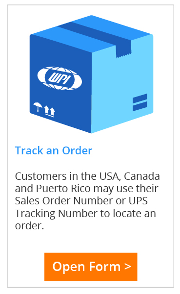 Track your order using this handy form.