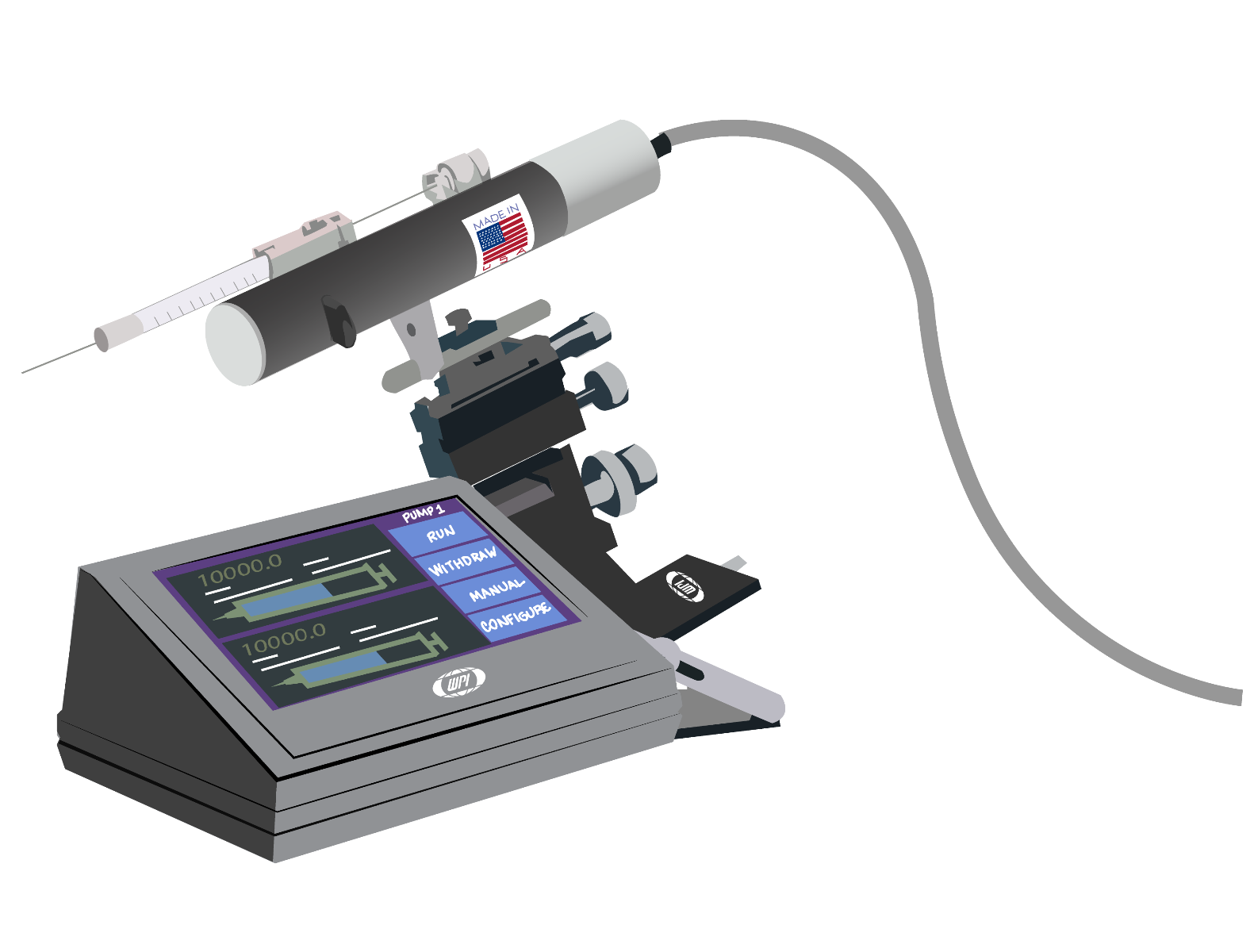 CardioPhys ECG Monitor